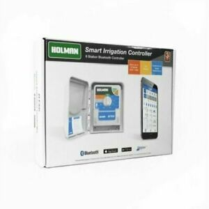 Holman Smart Irrigation Controller - 6 Station Bluetooth AU Stock Fast Shipping