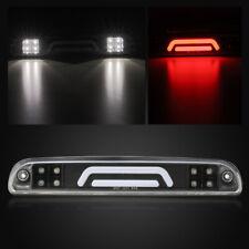 For 93-11 Ford Ranger Rear Mount 3D LED Tube Third Brake/3rd Stop Light Black