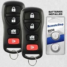 2 For 2002 2003 2004 2005 2006 Infiniti Q45 KBRASTU13 Remote Shell Case Cover