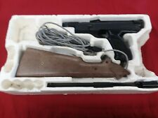 GUN ONLY FOR Unisonic Tournament 2000 Multi-Game System Console + Styrofoam