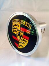 Porsche Custom Made Hitch Cover