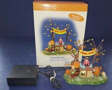 Dept 56 Halloween-Caramel Apple Stand- #55275- New in Box- Retired