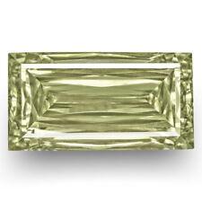 "IGI Certified SOUTH AFRICA Diamond 1.10 Cts Natural Untreated ""K"" Rectangular"