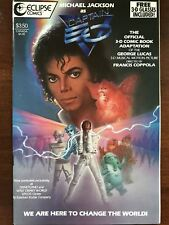 Captain Eo Michael Jackson (1987) #1-(3D) VF Very Fine