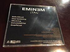 Eminem - STAN Promo CD Single INTR-10232-2 Aftermath Shady Records Hip-Hop