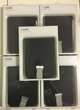 Barnes & Noble Industriell Cover for Nook, Carbon, NIB