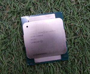Intel Xeon SR20P E5-1620V3 3.50GHz 10M Quad 4-Core Socket Processor