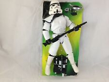 """Star Wars Sand Trooper 12"""" Doll Vintage Complete w/accessories Mint on Card"""