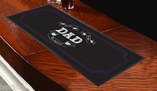 THE MAN THE MYTH THE LEGEND DAD BAR RUNNER FATHERS DAY GIFT IDEA L&S PRINTS