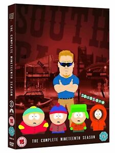 South Park - Season 19 - With Deleted Scenes! (New & Sealed)