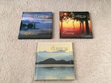 (3) lot classical music CDs In Classical Mood - 39 tracks - all the greats!