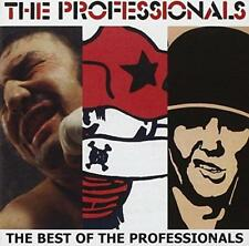 The Professionals - The Best Of The Professionals (NEW CD)