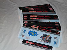 1x DINA COLECOVISION PERSONAL ARCADE CONSOLE *BOX ONLY* NEW ORIGINAL