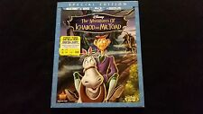 The Adventures Of Ichabod and Mr.Toad Blu ray+DVD+Digital HD,Disney