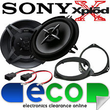 Vauxhall Corsa B Combo 1993-00 SONY 13cm 460 Watts 2 Way Front Door Car Speakers