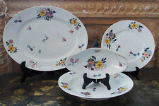 Service de table en porcelaine de Limoges Fabrique Bernardaud @