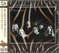 THE ALLMAN BROTHERS BAND-IDLEWILD SOUTH-JAPAN SHM-CD D50