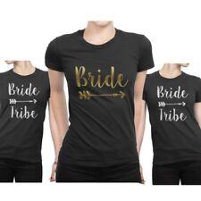 Hüftlange Braut-Damen-T-Shirts keine Mehrstückpackung
