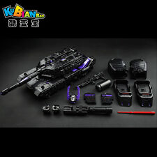 TRANSFORMERS KBB TANK VIAGRA BLACK VERSION OF THE DARK VERSION OF ALLOY MEGATRON