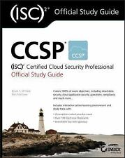 NEW - CCSP (ISC)2 Certified Cloud Security Professional Official Study Guide