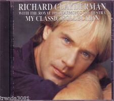 RICHARD CLAYDERMAN ROYAL PHILHARMONIC ORCHESTRA Classic Collection CD QUALITY