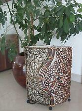 """Design Stehleuchte 40cm oval """"Darius"""" Tischleuchte Stehlampe """"Top Design"""" 4586"""