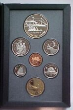 1991 Canada Double Dollar Proof Set