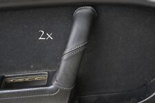 Se adapta a Mazda Rx7 fc3s 2x Manija De Puerta cubre Gris Stitch