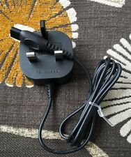Original Philips Power Plug Type HQ8505 AC/DC Adapter 15V 5.4W CP0865/01 3 Pin