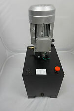 Hydraulic Power Unit, Tool and Die, Scissor Lift, 220V 3ph 16 gal, 5.7 gpm