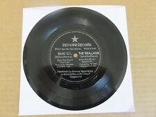 "SUICIDE Johnny RED STAR 7"" RARE 1977 UK FLEXI DISC ALAN VEGA MARTIN REV UNPLAYED"