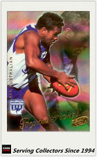 2000 Select AFL All Australia Team Holofoil Card AA15 Byron Pickett (N. Melb)