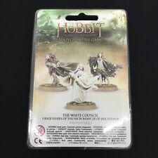 Games workshop el hobbit el Consejo vanquishers del Nigromante Blanco Nuevo