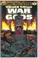 Tales from the Dark Multiverse Wonder Woman War of the Gods #1 2020 DC Comics