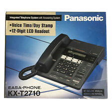 Panasonic Kx-t 2710 EASA Phone - Integrated Telephone System with answering