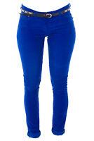 SCOTCH & SODA MAISON SCOTCH Cobalt Blue Skinny Corduroys 1224.09.80856 $135 NWT