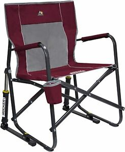 GCI Outdoor Freestyle Rocker Portable Folding Rocking Chair - 3 Color