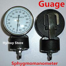 Universal Medical Gauge for Sphygmomanometer Part Blood Pressure Monitor 300mmHg