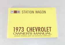 Owner's Mode D 'em Ploi / Mode D 'em Ploi Chevrolet Estate Wagon de 1973