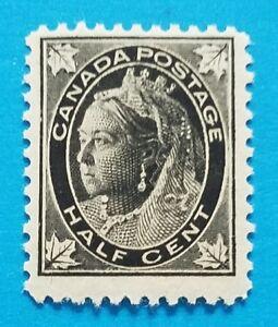 Canada stamp Scott #66 MNH. Well centered, good original gum. Nice bright colors