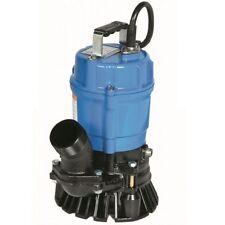 Tsurumi Submersible Trash Water Pump 2 Inch Discharge 52 Gpm