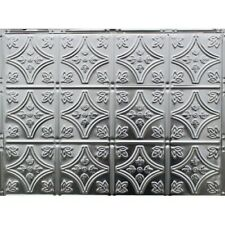 "#103-Tin Ceiling Tiles 18"" x 24""  - Clear Coated - Nailup, 5 pcs per box"