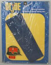 GI Joe 1964 #7805 MOC Pilot Dress Uniform Pants Small Card w Helmet Sticker