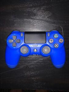 Sony DualShock 4 PS4 Wireless USB Game Controller Blue *Read Description*