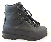GERMAN Army VIBRAM GORETEX Waterproof Leather Lowa Mountain Combat Walking Boots