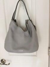 Coach Bleeker Sullivan Pebbled leather hobo bag Gray soapstone 31623 Bag $378