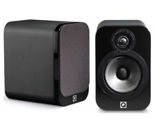 Q Acoustics Banana Jack Black Home Speakers and Subwoofers