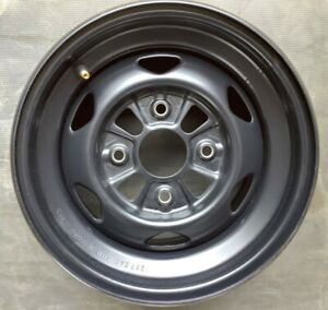 One (1) OEM Honda Rear Rim Wheel 12X7.5 TRX500 TRX520 P/N: 42650-HR0-F40ZA