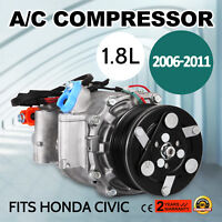 AC COMPRESSOR FOR HONDA CIVIC 1.8L 2006-2011 CO 4918AC 38810RNAA02