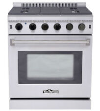"30"" Pro Style Stainless Steel Gas Thor Range 5 Burner Similar Viking Wolf DCS"